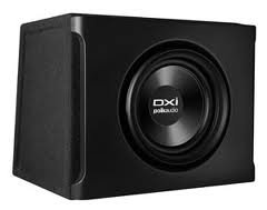 Polk Audio 8-Inch DXi Series 360W Ported Subwoofer Enclos...
