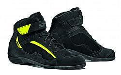 (Sidi Duna Boot Black Size 8.5/42 )