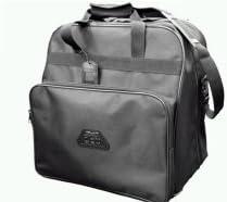 【剣道 防具袋】箱型ボストンバッグ (黒)