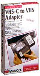 Ambico VHS-C to VHS Adapter from AMBICO