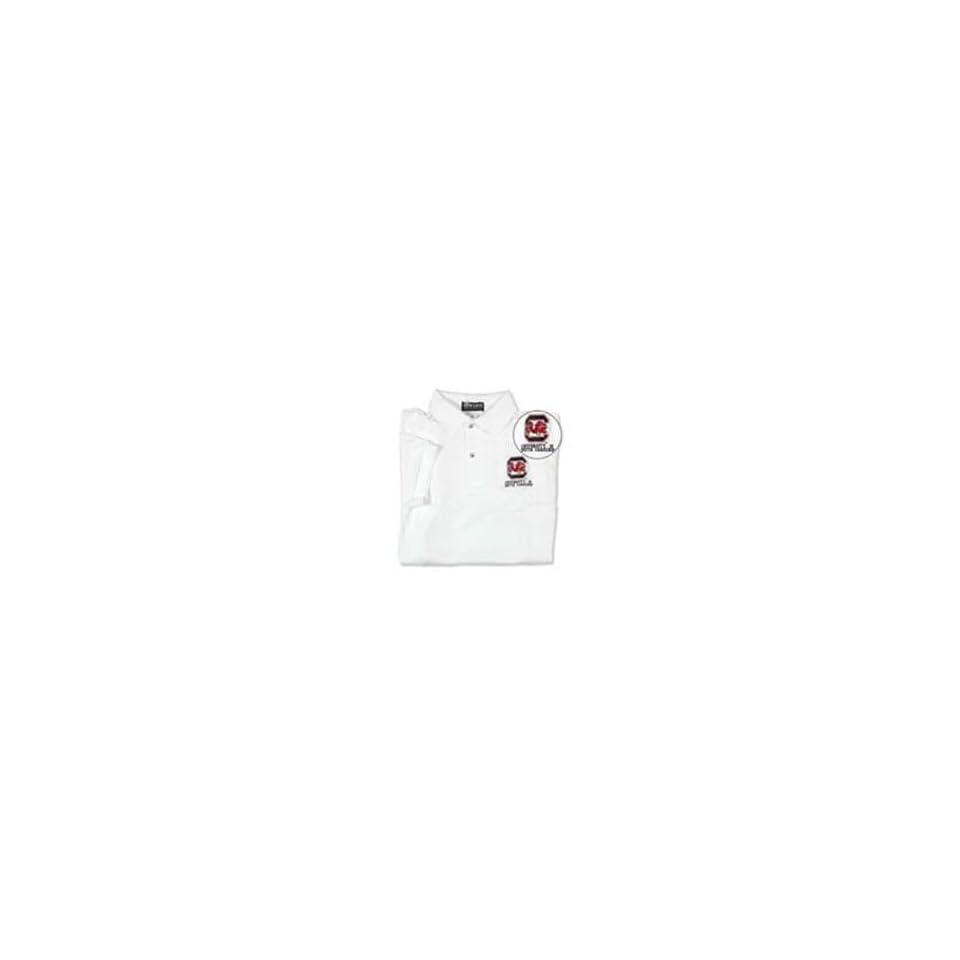 South Carolina Gamecocks Cotton Polo Shirt
