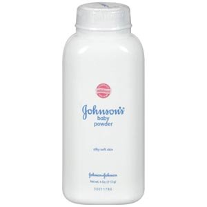 Johnson & Johnson 003011 Baby Powder, 4 oz. (Pack of 48) by Johnson