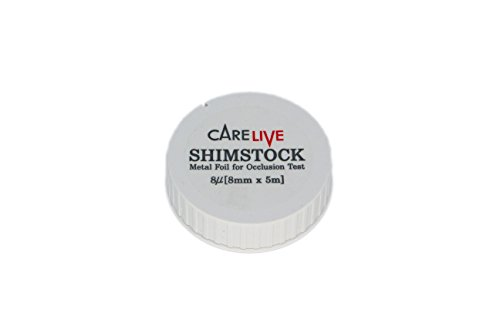 [Carelive] Dental Shimstock 1pc [8mm x 5m]