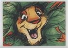 #7: A Little Bit of Mischief (Trading Card) 1994 SkyBox The Lion King: Series 2 - Thermographic Cards #T8