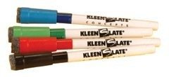 Kleenslate Concepts Llc. Kleenslate Attachable Erasers For Small Barrel Dry Erase Markers Whiteboard Accessories ()