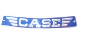 O6331AB New Case Tractor Front Emblem S SC SI SO