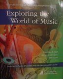 Exploring the World of Music : An Introduction to Music from a World Music Perspective, Hast, Dorothea E. and Cowdery, James R., 0787271543