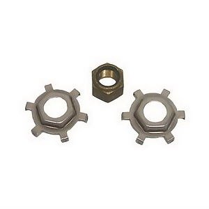 Force Prop Nuts - New Prop Nut Kit for Outboards Replaces Mercury 11-52707A1 11-52707Q1 18-3701