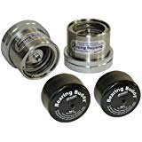 Bearing Buddy® Stainless Steel Bearing Protectors (2.717) With Bras - Pair ()