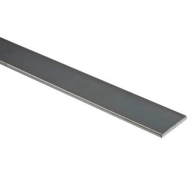 RMP 6061 Aluminum Flat Bar, 1/8 Inch x 3 Inch x 72 Inch Unpolished (Mill) Finish, T6 Temper