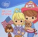 We Love America by Precious Moments