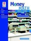 Pci Educational Publishing Money Math - Drug Store Layflat Binding Softcover Binder