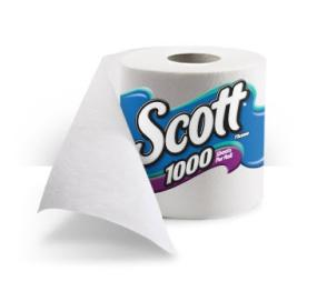 scott 1000 toilet tissue is 1000 sheets of septic safe toilet paper in every toilet paper - Bathroom Tissue
