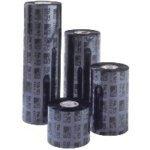 Zebra Technologies 02100BK17445 2100 Wax Ribbon Roll, Standard, 6.85
