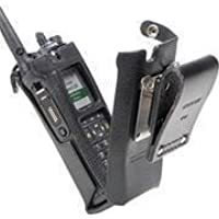 Dual Display Portable Leather Flip Carry Case for NNTN7038 battery