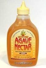 Agave Nectar, Light, Organic, 23.5 oz.