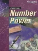 Pre Algebra Step (Jamestown's Number Power: Pre-Algebra)