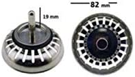 Bouchon d/évier en acier inoxydable 82 mm