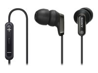 Sony MDR EX38IP Ear Bud Headphones Remote product image