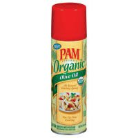 Pam Organic Olive Oil Cooking Spray, 5 Ounce -- 12 per case.