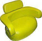 New Replacement Seat - 3 piece Cushion Set - 2510 3010 3020 4010 4020 John Deere Tractors - Import