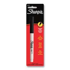 Sharpie Permanent Marker, Extra Fine Point, 1/CD, Black (35101PP) (Extra Fine Sharpie compare prices)