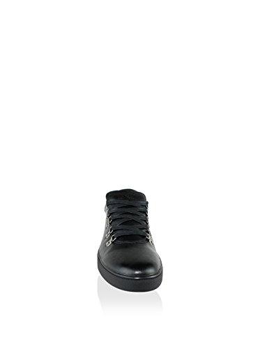 X-ray Ryggen Lav Top Sneaker Svart
