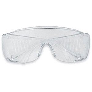 Mcr Safety Glasses Engineer - SEPTLS13562012 - Engineer Aviator Shape Protective Eyewear