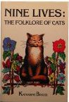 img - for Nine Lives: The Folklore of Cats (ISBN#0-88029-287-3) book / textbook / text book