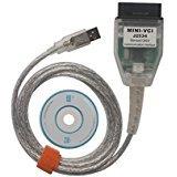 Yueku Mini VCI J2534 TIS Techstream Cable Car OBD2 Diagnostic Cable (1.4.1)