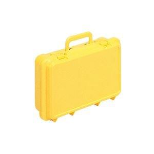 (業務用30個セット)三甲(サンコー) ハンディボックス(工具入れ/ツールボックス) ハンドル付き T イエロー(黄) 【代引不可】 B01M4P12OX