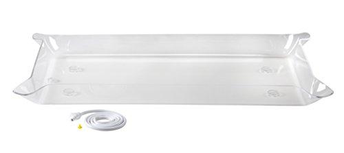 Glo Ice (Glo-Ice - Medium Clear Tray. 41.25
