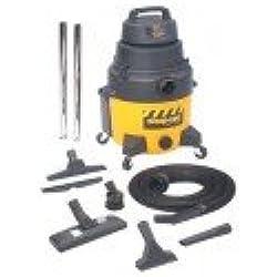 Shop-Vac - Industrial Super Quiet Wet/Dry Vacuums, 8 gal, 6 1/2 hp