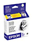 Epson Inkjet Cartridge S189108/S020189/S020108 Black