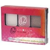 New 12 Plus Colorista Japan Multi Eyeshadow02 4.5g.