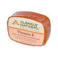 Glycerine Bar Soap by Clearly Natural