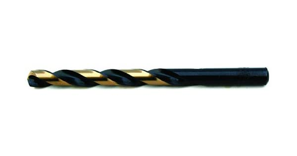 6 pieces per pack Champion Cutting Tool Heavy Duty BlackGold Jobber Drill Bits 135 Degree Split Point: XGO-Y -MADE IN USA