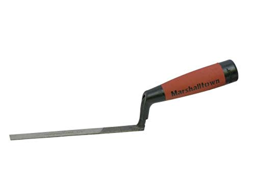 MARSHALLTOWN The Premier Line 505D 6-3/4-Inch by 3/8-Inch Tuck Pointer with DuraSoft Handle ()