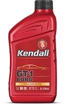 Kendall GT-1 Euro FS 5w-40 - 12/1 qt. Case