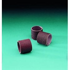 3M 341D Coated Aluminum Oxide Spiral Band - 36 Grit - 1 in Width - 3/4 in Dia - 17000 Max RPM - 11976 [PRICE is per EVENRUN BAND]