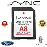 Product review for Ford & Lincoln A8 SYNC Navigation System Map Update for US & Canada, NEW for 2017, LATEST SD Card for F150, Escape, Explorer, Flex, Fusion, Taurus, Mustang & More, GM5T-19H449-AB