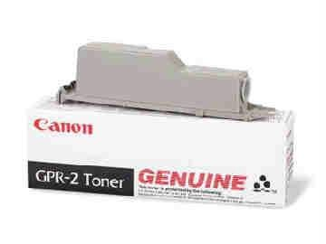 Canon CNMGPR2 Toner Cartridge for Image Runner 330 and 400 Copiers, Laser, 10600 Page, Black