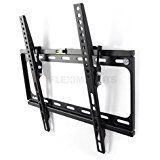- FLEXIMOUNTS T012-SBA tv Mount, 26-55 inch, Black