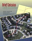 img - for Brief Calculus: A Graphing Calculator Approach by Ruric Wheeler (1996-02-01) book / textbook / text book