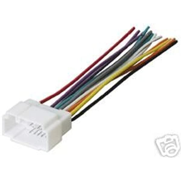 Amazon.com: Carxtc Stereo Wire Harness Pigtail Fits Honda Civic 05 2005  (New car Radio Wiring Installation Parts): Automotive | 2005 Honda Civic Stereo Wiring |  | Amazon.com