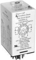 MAGNECRAFT TDRSOXP-120V TIME DELAY RELAY, DPDT, 10H, 120VAC/DC