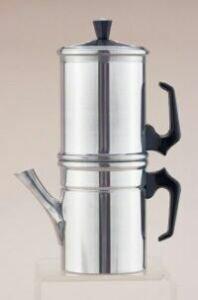 Ilsa 3 cup Neapolitan Coffee Maker