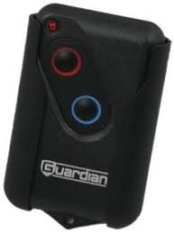 Guardian 2211-L (TX) Two Button Garage Door Remote Control Transmitter