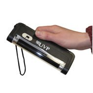 UVP 95-0125-05 Mini UV Lamp, 4W, Longwave, 4AA Battery by UVP