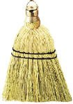 round broom - Quickie #424T Round Corn Whisk Broom